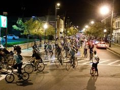 Cool idea that combines physical activity and a party!  Baltimore Bike Party: Epic Mobile Sound Trailer by Timothy Barnett, via Kickstarter.