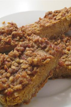 The snack is a topic that is talking about nutrition. Is it really necessary to have a snack? A snack is not a bad choice, but you have to know how to choose it properly. The snack must provide both… Continue Reading → Pumpkin Custard, Pumpkin Pie Bars, Pumpkin Dessert, Pumpkin Bread, Pumpkin Squares, Pumpkin Pies, Fall Desserts, Just Desserts, Delicious Desserts