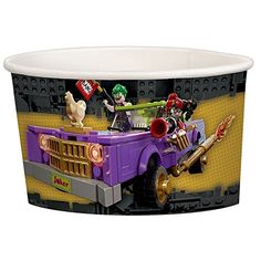 American Greetings Boys Lego Batman Treat Cups 8 Count -- To view further for this item, visit the image link.