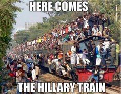 Massive refugee settlement under Hillary. Take care of American's first! Vote TRUMP!