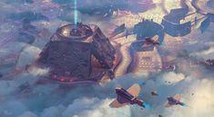concept ships: Concept ships by Pace Porter-Zasada