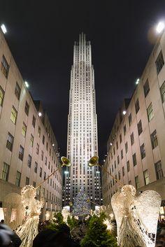 Rockefeller Xmas Tree