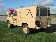 gulf war land rover - Google Search