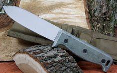 Ontario Blackbird SK-5 Survival Knife Review