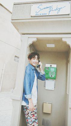 Jung Kook BTS in Dubai Summer package Seokjin, Hoseok, Namjoon, Taehyung, Jung Kook, Busan, Kota Kinabalu, Billboard Music Awards, Foto Bts