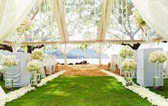 Kamani Cove, Wedding in Paradise at The St. Regis Princeville Resort