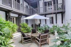 courtyard beauty!