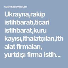 Ukrayna,rakip istihbaratı,ticari istihbarat,kuru kayısı,ithalatçıları,ithalat firmaları, yurtdışı firma istihbaratı,Ukrayna'ya ihracat yapan Türk firmaları,Özbekistan kuru kayısı firmaları,Tajikistan kuru kayısı firmaları