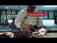 Low Country Cooking with Chef Joe Randall (video and recipe) - Visit Savannah