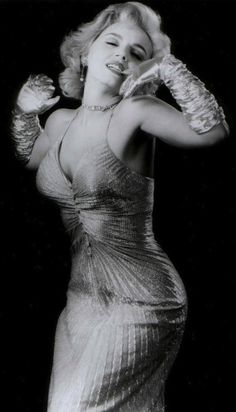 Marilyn Monroe. S)