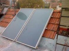 Solární ohřev Plzeň