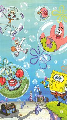 Cartoon Poster ~ SpongeBob SquarePants Bubbles SpongeBob SquarePants-I was born . - Cartoon poster ~ SpongeBob SquarePants bubbles SpongeBob SquarePants -I was born … – - Iphone Cartoon, Cartoon Wallpaper Iphone, Disney Wallpaper, Wallpaper Spongebob, Spongebob Background, Wallpaper Backgrounds, Nickelodeon Spongebob, Spongebob Memes, Spongebob Squarepants