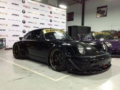 RWB Porsche 911 964 Tarantula Idlers