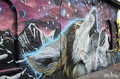 Mural  #London #EastLondon #Shoreditch