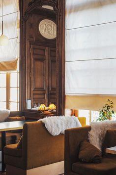 Un après-midi au hameau du Père Noël | Louise Grenadine - blog slow lifestyle à Lyon Lyon, Milan, Decoration, Curtains, Lifestyle, Inspiration, Furniture, Home Decor, Decor