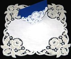 Cutwork Lace/Floral Embroidery Design