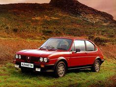 Alfa Romeo Alfasud Ti Green Cloverleaf (1982 – 1983).