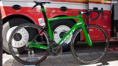 Greipel's green Ridley, SRAM electronic and more at the Tour de France