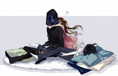 Sally with Eyeless Jack & Jeff The Killer