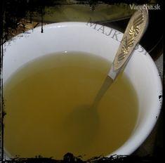 Cibuľový čaj (fotorecept) - recept | Varecha.sk Fondue, Ethnic Recipes
