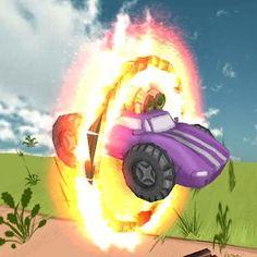 Carreras locas con OffRoad Adventures!