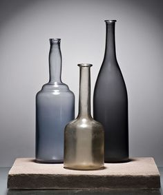 Alla Morandi, limited edition glass collection for Venini, 2012 - © Archivio fotografico Venini S.p.A.