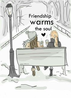 Friendship Warms the Soul- Art for Women - Quotes . Friendship Warms the Soul- Art for Women – Quotes for Women – Art for Women – Inspirational Art Bff Quotes, Best Friend Quotes, My Best Friend, Good Morning Best Friend, Thank You Quotes For Friends, Friend Sayings, Closest Friends, Happy Friends, Nursing Quotes