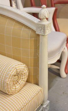 Henhurst Interiors: Country Swedish ~ Fine Gustavian Reproductions