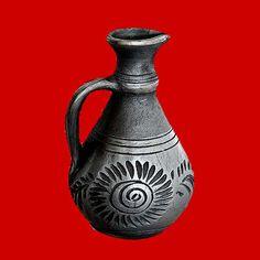 Marginea Pottery Pots, Moldova, Folk Art, Europe, Vase, Culture, Traditional, Decoration, Create