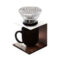 Make your coffee with love, one cup at a time. This handmade pour-over coffee set comes with a sturdy metal and reclaimed wood stand, plus a glass dripper for holding the grounds. For a truly artisanal...  Find the Handmade Single Brew Set, as seen in the Truth Coffee's Steampunk Revolution Collection at http://dotandbo.com/collections/truth-coffees-steampunk-revolution?utm_source=pinterest&utm_medium=organic&db_sku=91007