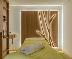 Treatment room in Spa Hotel in Mayorca,Spain