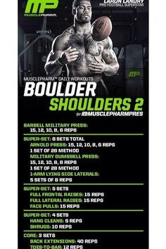 Did this yesterday #Musclepharm