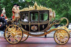 Carriage of Queen Elizabeth II