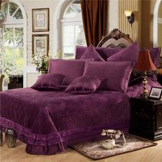 Glam and luxury bedroom furniture Simple Bedroom Design, Luxury Bedroom Design, Bed Linen Design, King Size Bedding Sets, King Size Duvet Covers, Ideas Dormitorios, Beige Bed Linen, Best Duvet Covers, Cheap Bed Sheets