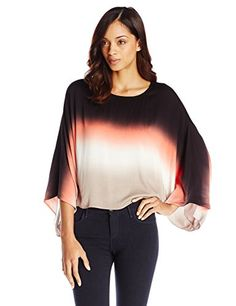 Young Fabulous & Broke Women's Casa Dolman Sleeve Top in Nova Wash Orange | Fashion Finds from Selena