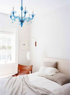 I have been obsessed with this very chandelier since before Domino went under - where oh where are you hiding ??