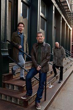 O Brad Mehldau Trio vem dos Estados Unidos para o BMW Festival (Foto: Divulgação)