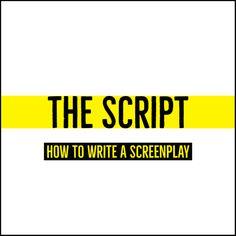 How To Write A Screenplay Online | Writers Write