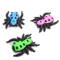 Halloween traktatie gum spin http://www.happy-party.nl/seizoensfeesten-halloween-halloween-uitdeelcadeautjes-c-351_83_327.html