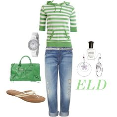 Seafoam, created by errica-d on Polyvore