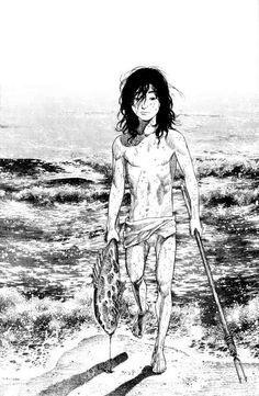 vagabond - kojiro - manga