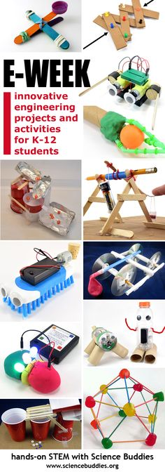 Great Ideas for Engineers Week