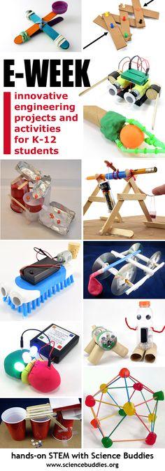 Great Ideas for Engineers Week