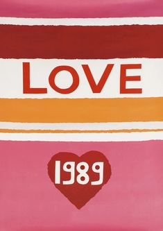 Add a touch of style to your home with this wonderful Love 1989 poster, a modern interpretation of Yves Saint Laurent's artwork, printed on premium satin paper. Poster Love, Love Posters, Yves Laurent, Arcade, Bedroom Prints, Book Cover Design, Oeuvre D'art, Illustrations Posters, Wall Art Decor