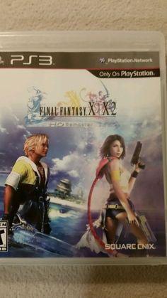 Final Fantasy X/X-2 HD Remaster (Sony PlayStation 3, 2014)