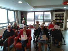 Home Valois Residalya at Orléans #seniorcare #braingames #memorycare #olympics #competition more :