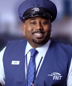 """We'd like to introduce you to Sid! He's Flint Bishop's new spokesperson. You will see him quite a bit on TV and on social media in the coming months. He's part of the airport's new ad campaign: """"Not the only way to fly. Just a better one"""". We can't wait for you to get to know him! Check out the commercials on our YouTube page:"""
