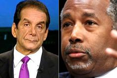 """Charles Krauthammer: GOP presidential candidates' bigotry is """"sincerely felt"""" but """"it remains morally outrageous"""""""
