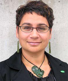 Metiria Turei.  Nō Ngati Kahungunu ki Wairarapa, Atihaunui-ā-Paparangi, Rangitane mē Ngāti Raukawa.  Māori Politician and Rangatira