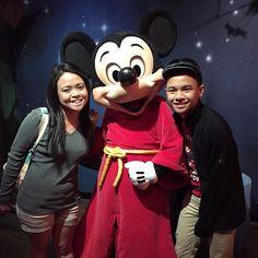 M & M & M #Disneyland by mikareyes91